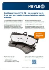 Platinum Pads MEYLE