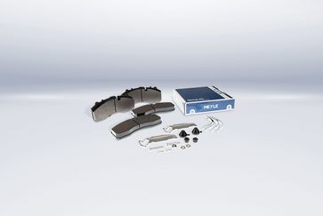 Tested and developed in the truck: New brake pads in MEYLE-PD quality
