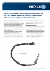 MEYLE-ORIGINAL exhaust temperature sensors / HTS