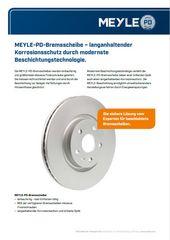MEYLE-PD-Bremsscheibe