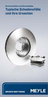 刹车盘和刹车片的典型损坏 模式及其根本原因