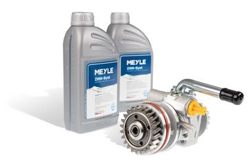 With suitable oil: MEYLE-ORIGINAL hydraulic pumps now available as MEYLE-KIT