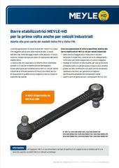 Barre stabilizzatrici MEYLE-HD