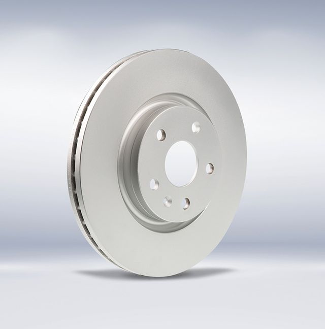MEYLE-PD brake disc with high-tech finish