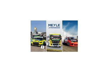 MEYLE PERFORMANCE: MEYLE with extensive sponsoring program for 2019