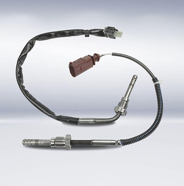 No-hassle general inspection: New MEYLE-ORIGINAL exhaust temperature sensors/HTS