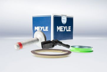 Impressive repair solution by MEYLE: ABS sensor kit for a targeted replacement