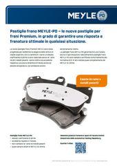 MEYLE Platinum Pads