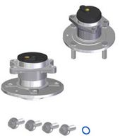Assembly instruction for wheel bearing kits
