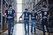 « Les mécaniciens MEYLE » réparent le bus de l'équipe du FC St. Pauli Handball