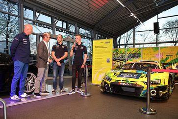MEYLE und T3 Motorsport debütieren im ADAC GT Masters: Know-how-Transfer von der Rennstrecke auf die Straße