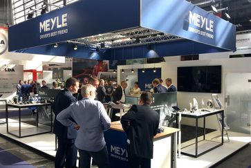 MEYLE looks back on successful EQUIP AUTO 2019 trade fair