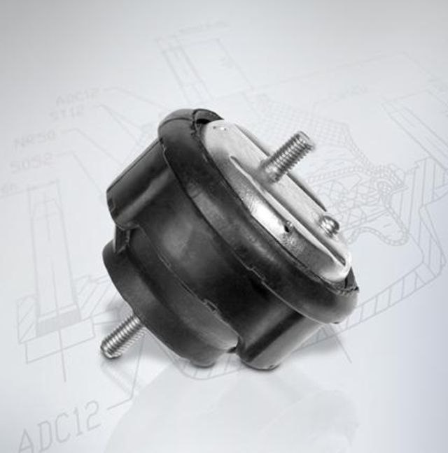 «Механики MEYLE» рекомендуют не откладывать замену поврежденных опор двигателя
