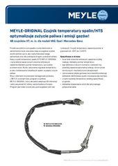 MEYLE-ORIGINAL Czujnik temperatury spalin/HTS