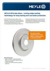 MEYLE-PD brake discs