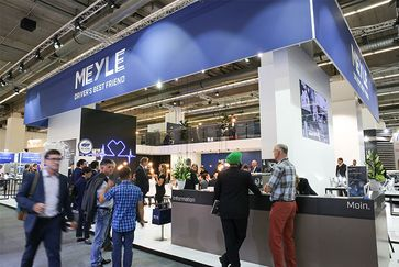 EQUIP AUTO 2019: MEYLE with numerous new products in Hall 1