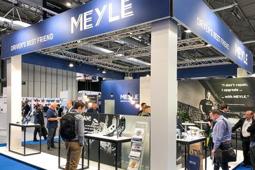 Focus on product innovations and clever solutions: MEYLE looks back at very successful Automechanika Birmingham