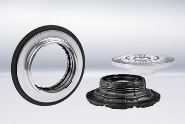 New MEYLE-HD strut mount kit fits both the VW T5 and T6 models