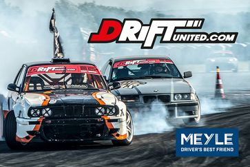 Joining forces in 2018: MEYLE and DRIFT UNITED