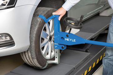 """Tyre damage patterns – New """"MEYLE Mechanics"""" video on YouTube details root causes and remedial action"""