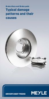 Typical brake disc and brake pad damage patterns and their root causes