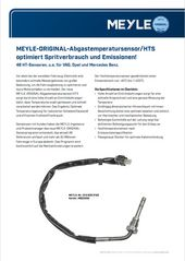 MEYLE-ORIGINAL-Abgastemperatursensor/HTS