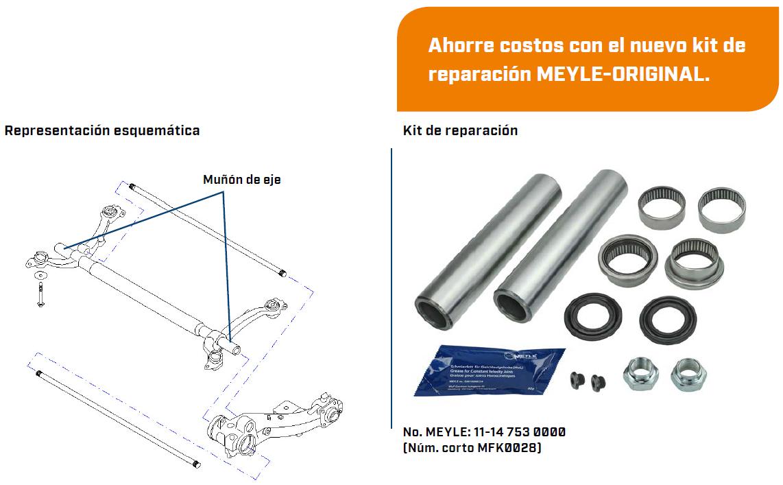kit de reparación MEYLE-ORIGINAL
