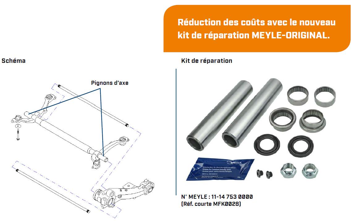 kit de réparation MEYLE-ORIGINAL