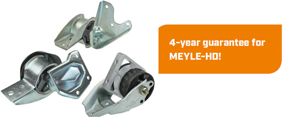 MEYLE-HD engine mounts