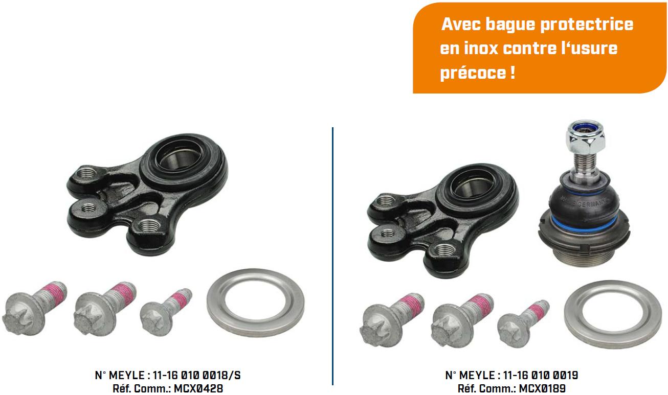 Kits de rotules de suspension MEYLE-ORIGINAL