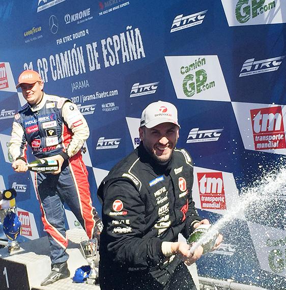Norbert Kiss raggiunge il terzo posto nella classifica generale, Andrè Kusim è secondo nella coppa dei Promoter – Finale di stagione di successo per il tankpool24 Racing Team