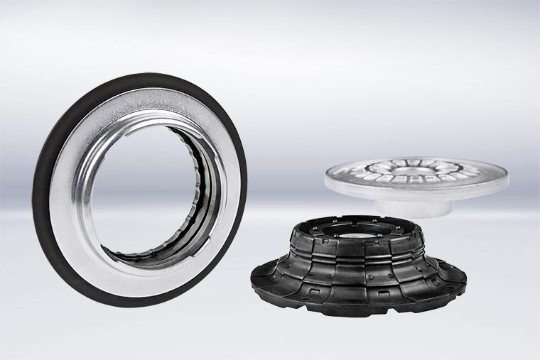Nowy wkład kolumny amortyzatora MEYLE-HD pasujący do Volkswagena T5 i T6.