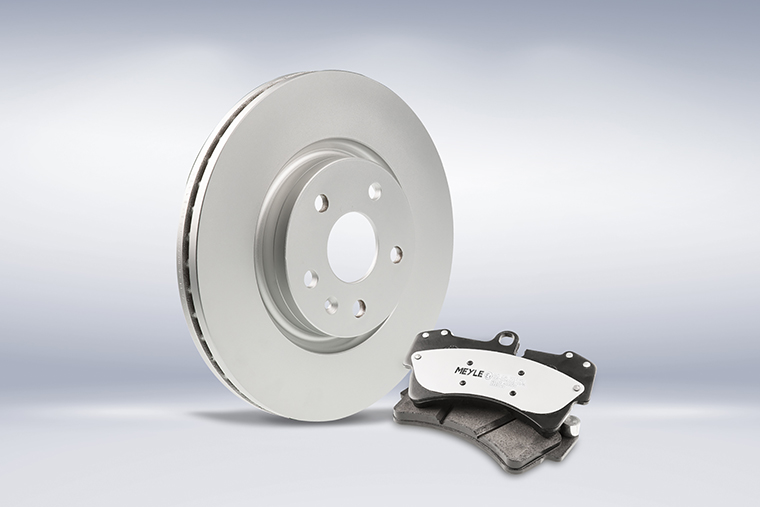 Discos de freno MEYLE comprobados y certificados según ECE R90