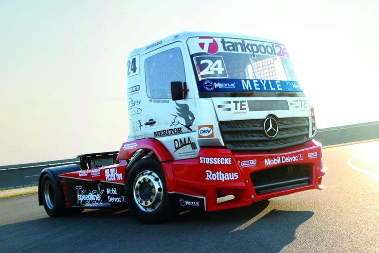 MEYLE 继续参与卡车赛车活动中的技术合作