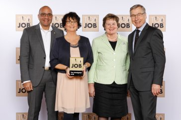 Meyle zum sechsten Mal in Folge als TOP JOB-Arbeitgeber ausgezeichnet