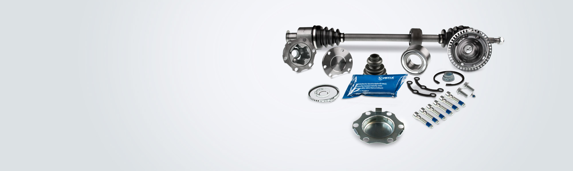 MEYLE drive components
