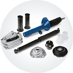 MEYLE suspension and damping parts