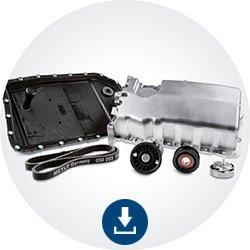 PKW Motor Getriebe