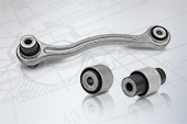 MEYLE rear axle struts to fit current Mercedes-Benz C-Class and E-Class models