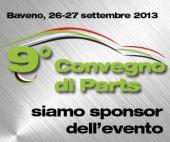 9° Convegno di Parts, Baveno