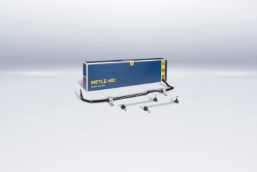 All-in-one solution: MEYLE full-service kit complete with stabiliser assembly and coupling rods in MEYLE-HD quality