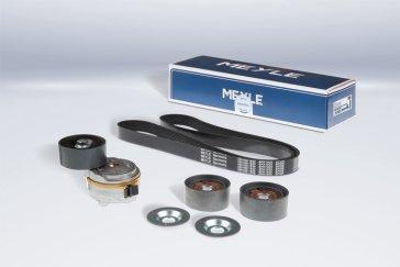 Neuer Keilrippenriemensatz für NKW in Meyle-ORIGINAL-Qualität