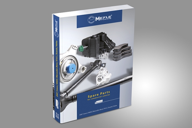 New all-in-one catalogue: the complete MEYLE CV range
