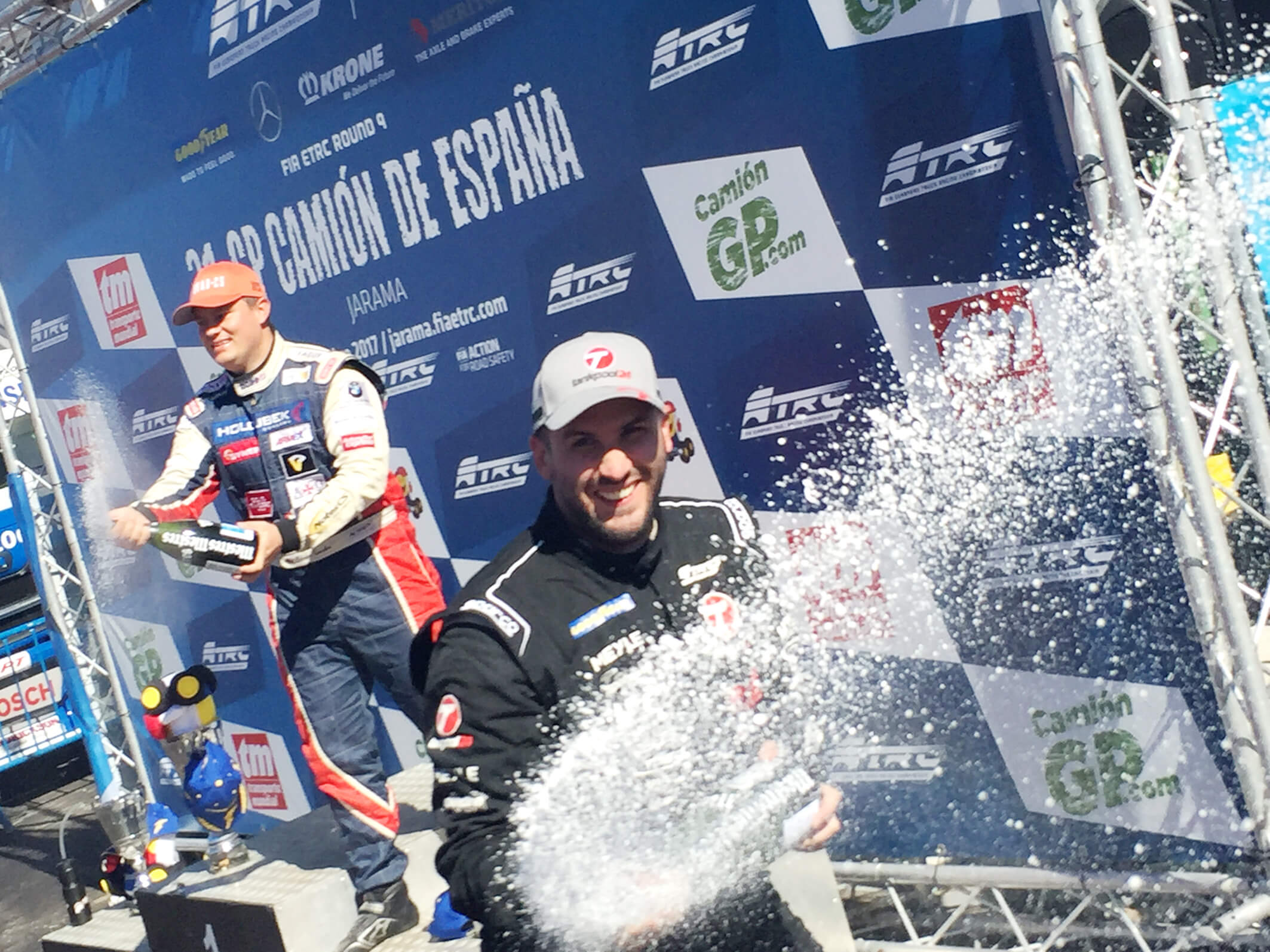 Kiss Dritter in der Gesamtwertung, Kursim Zweiter im Promoter's Cup – erfolgreicher Saisonabschluss für tankpool24 Racing Team