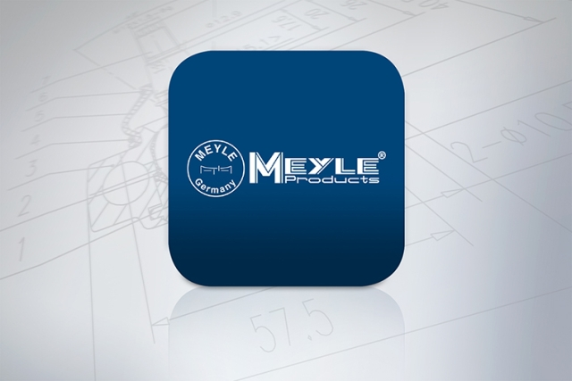"""New """"MEYLE Parts"""" app redefines the concept of simple part search"""