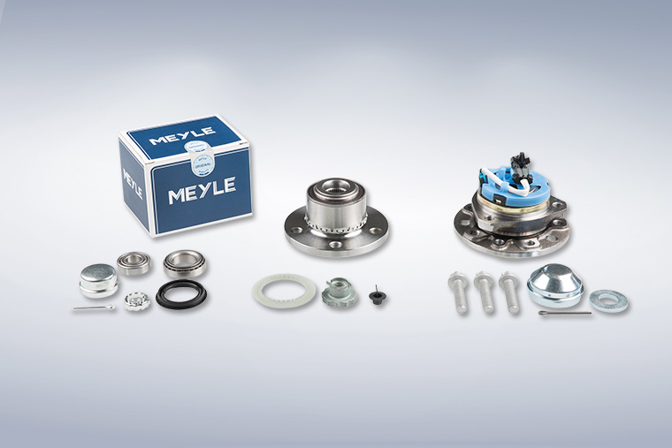 Taking the safe side – with low-wear MEYLE ORIGINAL wheel bearings